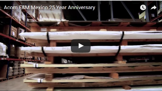 Industries Mexico Releases 25th Anniversary Video