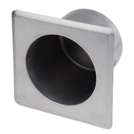 Recessed Security Toilet Paper Roll Holder