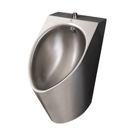 ADA Stainless Steel High Efficiency Urinal for Rear Mount (Chase) Application